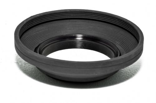 55mm Wide Angle Rubber Lens Hood